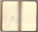 June-July 1890, Sketches of Glaciers Made Around Muir Glacier, Alaska Image 20