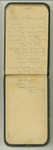 July 1890, Glacier Sled Trip Sketches and Notes Image 46