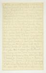 July 1890, Alaskan Sled Trip (Journal Fragments) Image 4