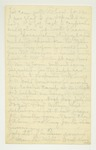 July 1890, Alaskan Sled Trip (Journal Fragments) Image 5