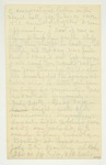 July 1890, Alaskan Sled Trip (Journal Fragments) Image 7