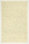 July 1890, Alaskan Sled Trip (Journal Fragments) Image 8