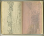 August 1890, From Front of Glacier to Point of Tree Mountains Image 11 by John Muir