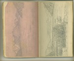 August 1890, From Front of Glacier to Point of Tree Mountains Image 12