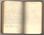 July-November 1897, Botany Trip with Sargent and Canby Image 45