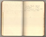 June-July 1901, Trips to Boulder Creek and Giant Forest Image 6