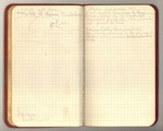 July-September 1905, February 1906, Tree Notes on Petrified Forest Image 5