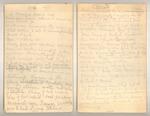 June 1889, Yosemite Trip (Journal Fragment) by John Muir