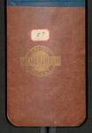 [Book Notes], [ca. 1906], Image1 by John Muir