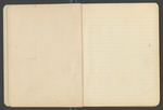 Religious Essays; Log School etc., 1856, 1860 [ca. 1887], Image 3 by John Muir