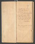 [Book Notes on Scotch Geology], [ca. 1863], Image 2 by John Muir