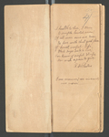 [Book Notes on Scotch Geology], [ca. 1863], Image 3 by John Muir