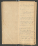 [Book Notes on Scotch Geology], [ca. 1863], Image 4 by John Muir