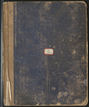 Sierra Journal, Summer of 1869, v. 1, 1869 [ca. 1887], Image 1 by John Muir
