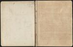 Sierra Journal, Summer of 1869, v. 1, 1869 [ca. 1887], Image 2 by John Muir
