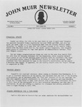 John Muir Newsletter, May/June 1983 by Holt-Atherton Pacific Center for Western Studies