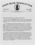 John Muir Newsletter, March/April 1984