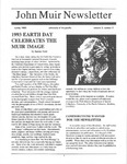 John Muir Newsletter, Spring 1993 by John Muir Center for Regional Studies