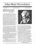 John Muir Newsletter, Spring 1994