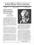 John Muir Newsletter, Fall 1994 by John Muir Center for Regional Studies