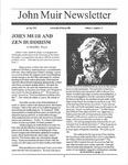 John Muir Newsletter, Spring 1995