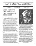 John Muir Newsletter, Spring 1996