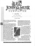 The John Muir Newsletter, Winter 1996/97
