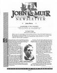 The John Muir Newsletter, Spring 1997 by The John Muir Center for Regional Studies
