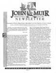 The John Muir Newsletter, Spring 1998