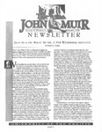 The John Muir Newsletter, Summer 1998