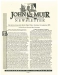 The John Muir Newsletter, Summer 1999