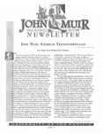 The John Muir Newsletter, Spring 2000