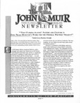 The John Muir Newsletter, Spring 2001