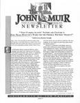 The John Muir Newsletter, Spring 2001 by The John Muir Center for Regional Studies