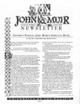 The John Muir Newsletter, Spring 2002