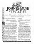The John Muir Newsletter, Spring 2002 by The John Muir Center