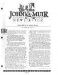The John Muir Newsletter, Summer 2002 by The John Muir Center