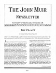 The John Muir Newsletter, Summer 2003