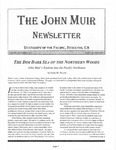The John Muir Newsletter, Spring/Summer 2004