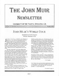 The John Muir Newsletter, Summer 2005 by The John Muir Center for Environmental Studies
