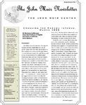 The John Muir Newsletter, Spring/Summer 2011