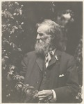 John Muir at Sellers home, Pasadena, California