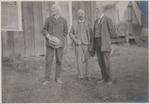Holabie, E. H. Harriman and John Muir at Pelican Bay, Oregon