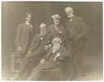 Charles Keeler, John Muir, William Keith, John Burroughs, and Francis Fisher Browne