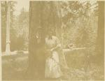 John Muir with unidentified woman