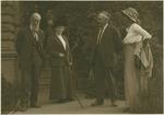 John Muir, Mrs. Herbert Gleason, Edward T. Parsons, Marion R. Parsons