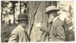 John McLaren and John Muir at McCloud River, California