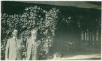 William Herrin and John Muir at McCloud River, California