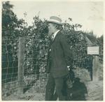 John Muir at home, Martinez, California