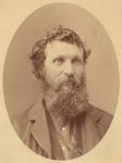 John Muir Portrait by Carlton E. Watkins